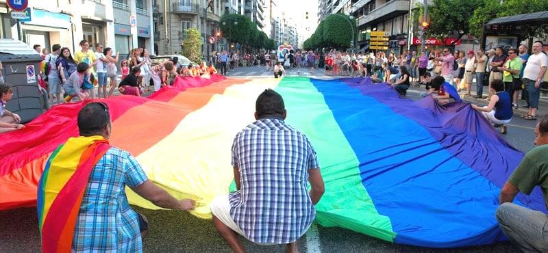 gay beach festival valencia