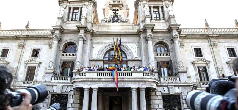 Gay Pride Valencia