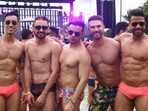 Rio Pool Party