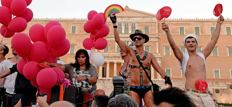 Athens Gay Pride 2021 all you need to know before you go