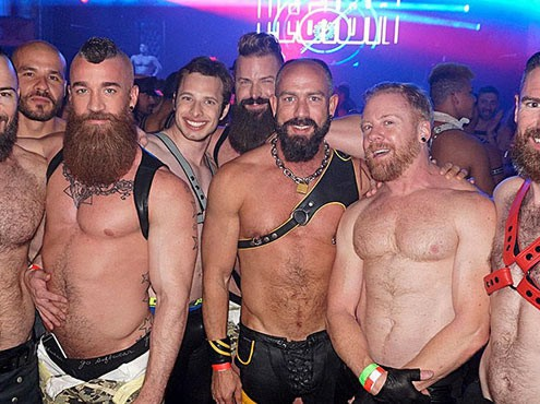 Los Angeles Leather Pride