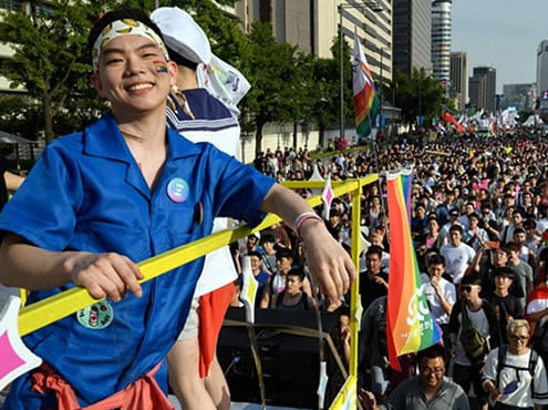 Seoul Queer Culture Festival and Pride Parade