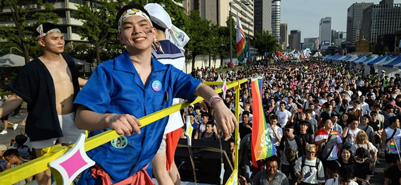 Seoul Queer Culture Festival and Pride Parade