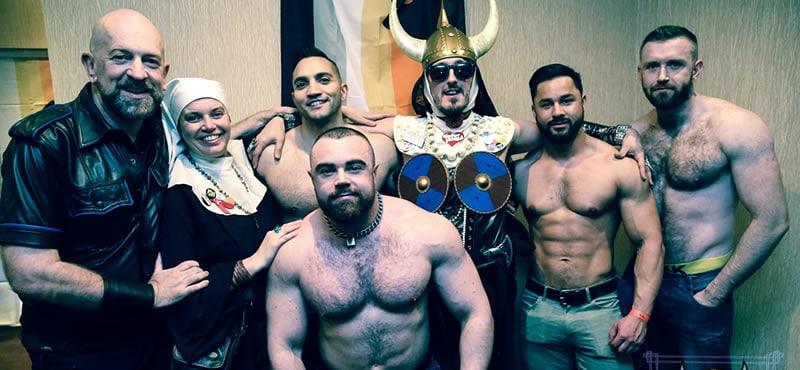 Gay men bear big Gay 'bears'