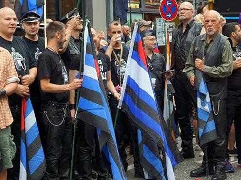 Hamburg Ledertreffen - Leather Party