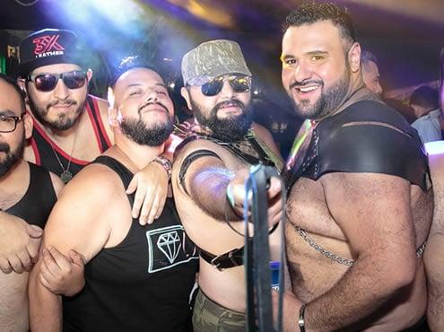 Bearmex Bear Pride Festival Mexico