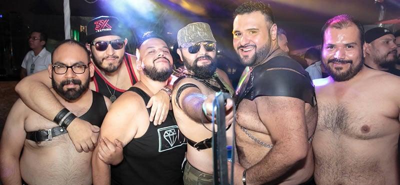 Festival Bearmex Bear Pride México
