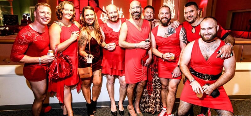 red dress event 2019