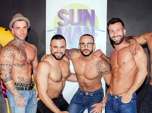 Sun Man Festival Lisbonne