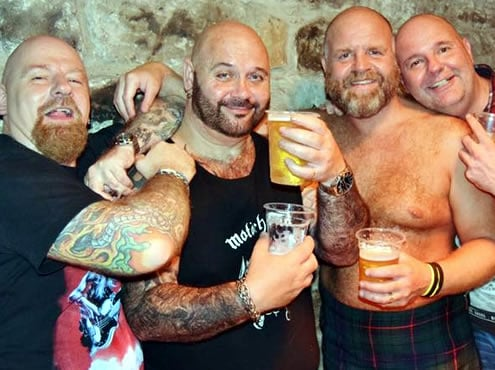 BearScots Weekend Edinburgh