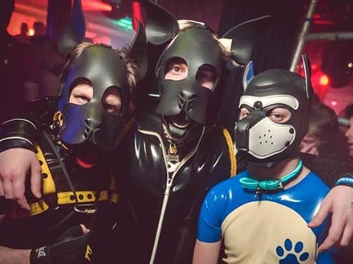 Manchester Rubber Weekend