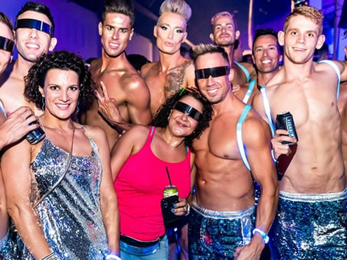 Sydney Mardi Gras Party