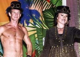 The Key West Annual Headdress Ball