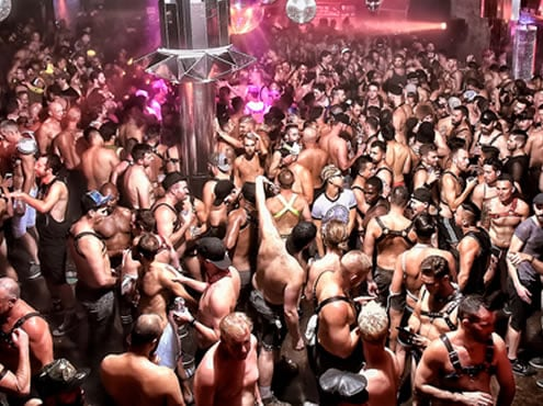 Folsom Closing Party