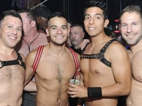 Gay San Francisco Events