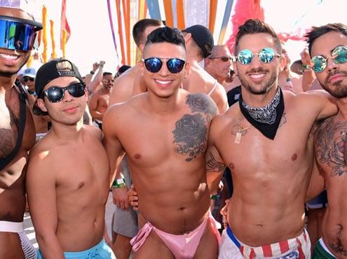 Miami Winter Beach Party