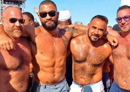 Provincetown Bear Week Sunset Cruise