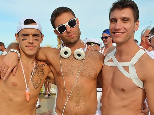 Provincetown White Party