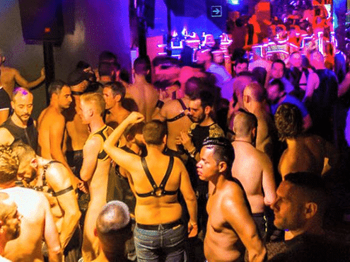Sleazy Madrid - Madrid Gay Pride Edition