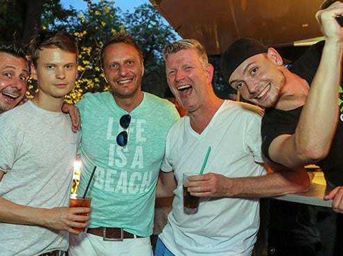 Gay Night at the Zoo Berlin