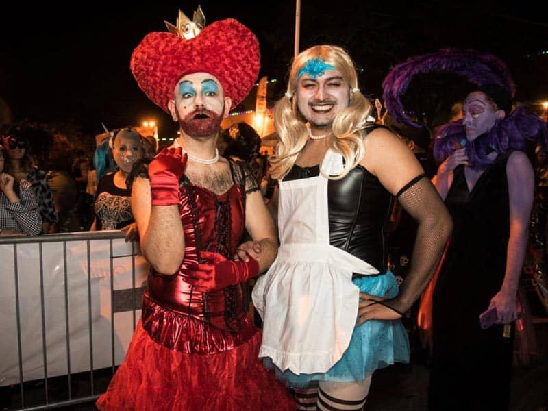 Dallas Gay Halloween Party
