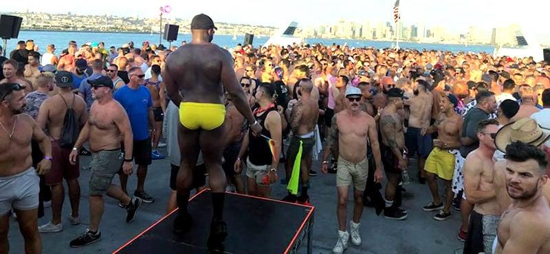 Escapade Sunset Cruise San Diego Pride