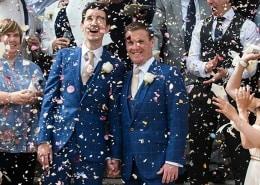Gay Wedding Show Londen