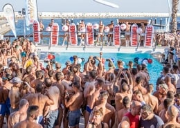 La Leche Beach Party - Miami Circuit Party Weekend
