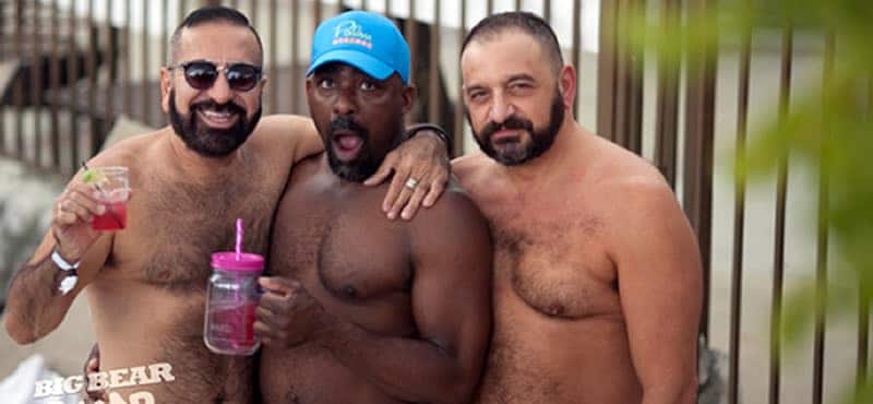 Men big bear gay Gay Dating