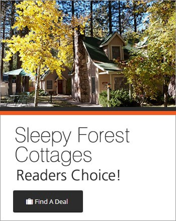 Sleepy Forest Cottages Big Bear