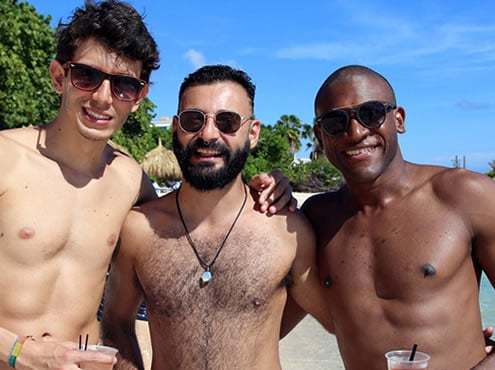 Caribbean Gay Spring Break, Curacao 2019