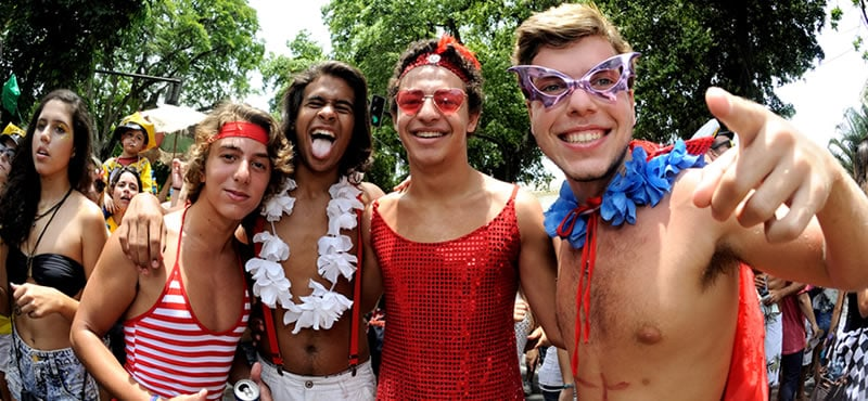 Carnival Sao Paulo