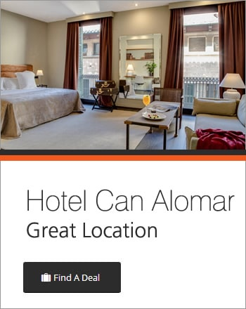 Hotel Can Alomar, Palma de Mallorca