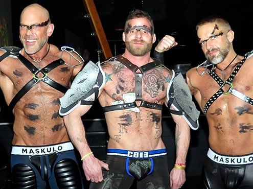 HustlaBall San Francisco - President's Day Weekend