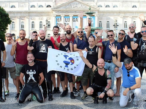 Lisbon Meets Fetish - International Fetish Meeting