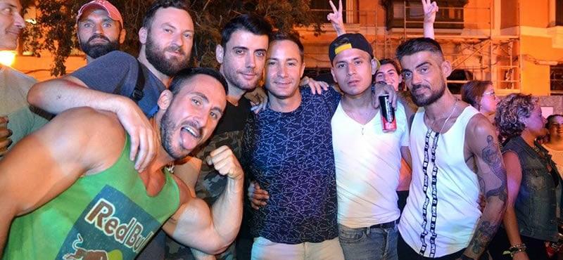 gay bar la palma