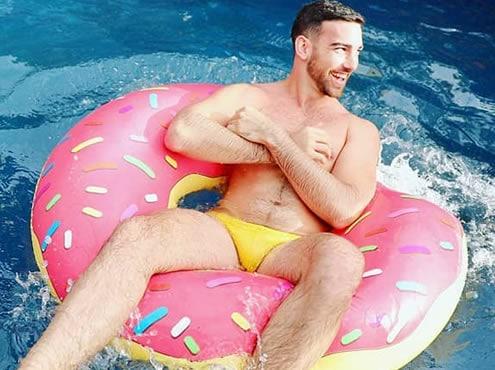 Festa in piscina estinguente - Melbourne
