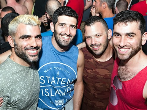 TAG - Tel Aviv Gay Games 2019