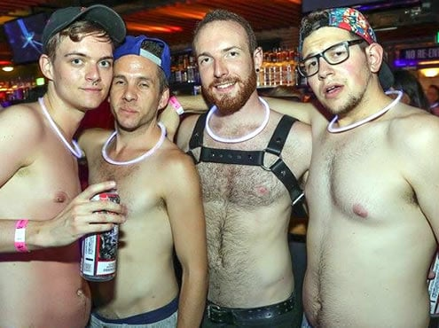Bearracuda Denver Pride