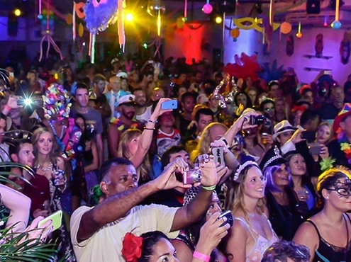 Carnavall Scala Rio - Rio Carnival Gay Ball