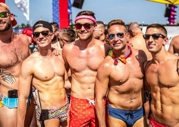 Fiesta de la Playa de la Libertad en Provincetown
