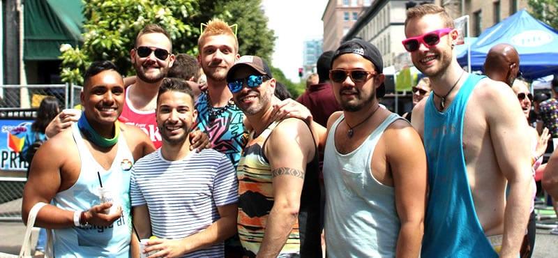 Gay portland