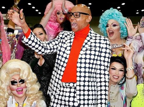 RuPaul's Drag Con - Los Angeles