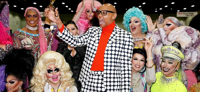 Halloween 2020 Drag Parties Los Angeles RuPaul's Drag Con 2021 Los Angeles has something for everyone