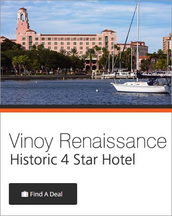 The Vinoy St Pete