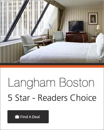 Langham Boston Hotel