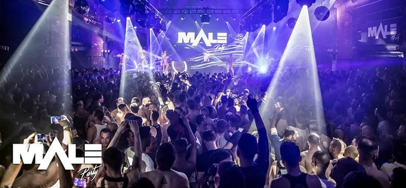 Male Party - Zurich Pride
