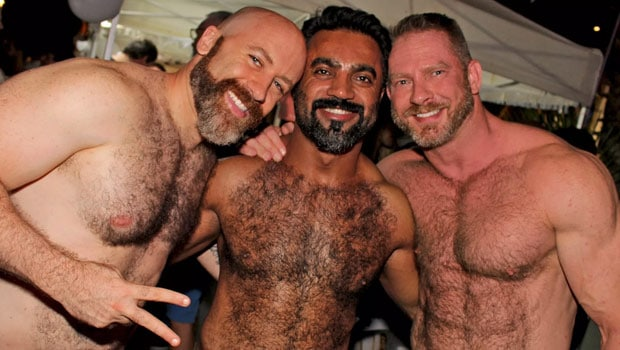 50 gay bear events in 2019