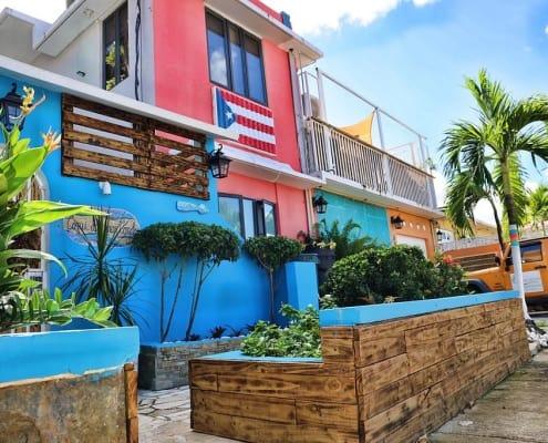 Coqui del Mar Guest House