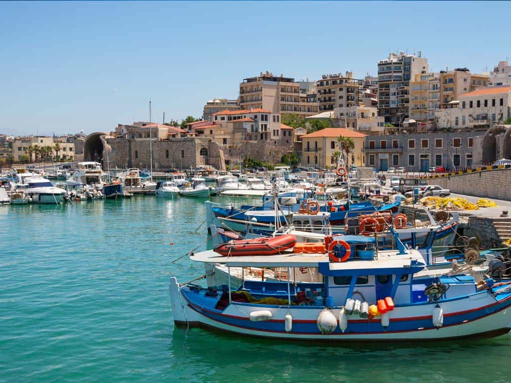 Heraklion gay guide